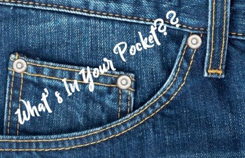 What is in your pocket?